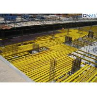 Timber Beam H 20 Slab Formwork Systems Floor Prop OEM / ODM Available