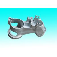 Quality ADC12 Useful Alloy Stamping Aluminum Machined Part Car Bracket For GM Motor, Shot Blasting for sale