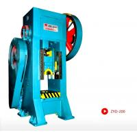 Quality 200T Mechanical Press Punching Machine Compact Structure For Cold Stamping Process for sale