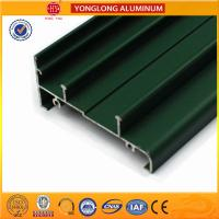 Quality Glossy And Matt Powder Coated Aluminium Extrusions Good Film Performance for sale