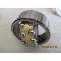 Quality Self Alignment Industrial Ball Bearing Low Friction With Brass Cage 1214M for sale