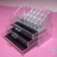 Quality transparent plastic storage box for sale