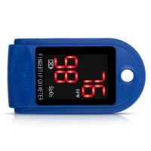 China Fingertip Pulse Oximeter Diagnostic-tool Digital SpO2 PR PI Heart Rate Monitor Blood Oxyge on sale