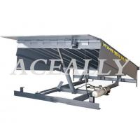 Quality warehouse loading heavy duty adjustable mobile dock platform leveler for sale