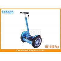 Quality Brush DC Motor Electric Chariot Scooter with CE Approved Two Wheels UV-01D for sale