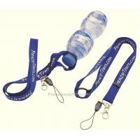 Buy cheap Colorfull lanyard with bottle holder from wholesalers