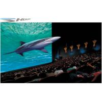 Quality XD Simulator Cinema, 5D Movie Theater Factory With Projectors, Screen System for sale