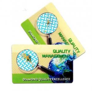 Quality 3D LENTICULARR PRINTING CAD Wholesale 3D lenticular pocket calendar card/ID card/business card for sale