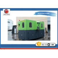 Quality 6000BPH Pet Bottle Making Machine 50KW , Extrusion Blow Molding Machine 4000 * 2000 * 1950mm for sale