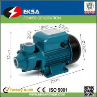 China 0.5HP single phase electric motor water pump with avoid impeller jam function on sale