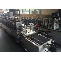 Quality Ceiling Drywall Stud And Track Roll Forming Machine Line 15m/min - 30m/min Speed for sale