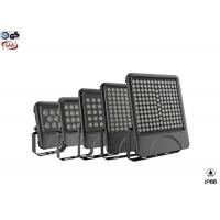 Quality 5000Lm  Commercial Exterior LED Lights , 10W To 200W Small Beam Angle LED High Mast Floodlight for sale