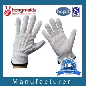 China cotton gloves parade gloves white gloves on sale
