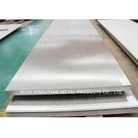 Quality Tisco 2205 Duplex Stainless Steel Sheets Mirror Polishing Cold Rolled Steel Plate for sale