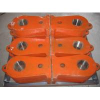 Buy cheap High Wear-resistant Castings , Crusher Hammer Castings Mn13 / Mn13Cr2 from wholesalers