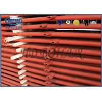 Quality Heat Efficiency Improving Boiler Parts Superheater Coils , ASME Standard for sale