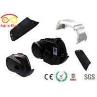 Quality 250W MM G33 Mid Drive Electric Bicycle Motor Kit With Dolphin Type Battery for sale