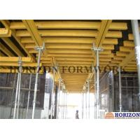 Buy cheap Slab Table Formwork Systems, 2.5m x 5m Flexible Used For Slab Concrete Work from wholesalers