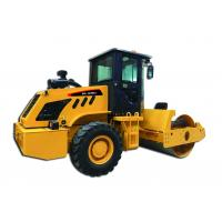 Quality 608S Construction Road Roller / Vibratory Road Roller For Road Construction for sale