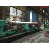 Quality Material A Class Steel Marine Propeller Shaft & Sleeve For Sea going Ships for sale