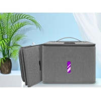 Quality UV Mask Sterilizer Box Sterilization Rate Is As High As 99.99% / Uv Disinfection Box for sale