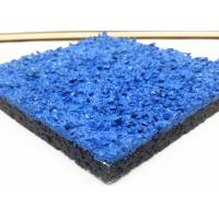Quality Professional EPDM Rubber Flooring Breathable Freely Rubber Running Track for sale