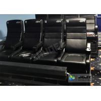 Quality Commercial 4D Cinema Theater Flexible Rotation Crank System for sale