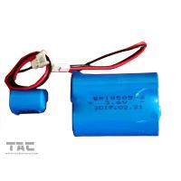 Quality ER18505 3.6V LiSOCl2 Battery For Bike Computer Auto Lock Primary for sale