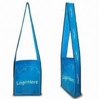 Quality Nonwoven Shoulder Bag, Green Product, with Degradable Features for sale