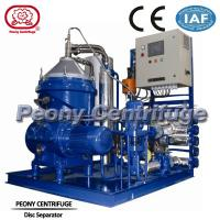 Quality Industrial Large Capacity Oil Purifying Disc Stack Separator as  Separator for sale
