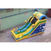 Quality Minions Despicable Me Inflatable Slide USA for sale