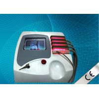China Professional 650nm Diode Lipo Laser Body Slimming Machine For Body Shaping for sale