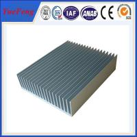 Quality supply heat sink aluminum extrusion profiles, OEM aluminum heatsinks extrusion factory for sale