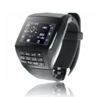 Quality Keyboard Wrist Watch Phone with Colors Frame, 1.33 inch TFT LCD touch screen, 2.0Mp Camera for sale