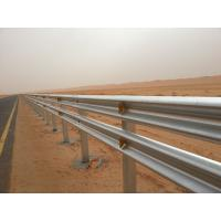 Quality High Intensity Highway Guardrail Systems , Cold Formed Steel Guardrail Posts for sale