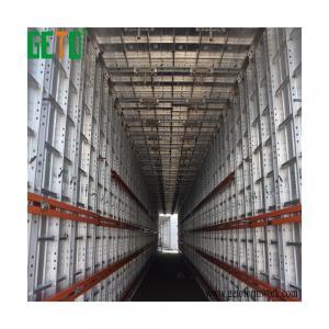 China 2018 Newest Column Formwork System,Aluminum Beams Profiles ,New Building Construction Materials Aluminium Formwork on sale