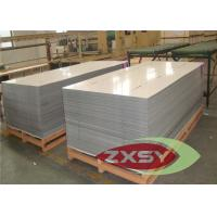 Quality 5005 Polished Aluminium Sheet Aluminum Plate Sheet For Electronic Element And Machinery for sale