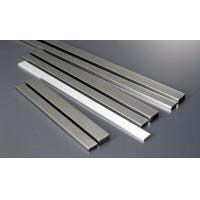 China TP 304/316 Stainless Steel Profiles Flat Bar Mirror For Construction Material on sale