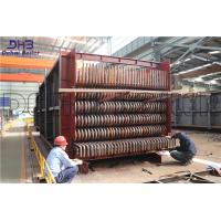 Quality Tubular Air Preheater For Steam Generator Units Biomass Coal Fired Custom Color for sale