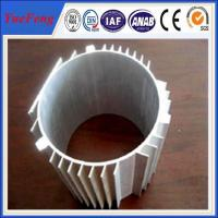 Buy Fantastic Extrusion Aluminum Electric Motor Shell Profile from China Manufacture at wholesale prices