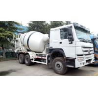 Quality 8 Cubic Meter Used Concrete Mixer Truck SINOTRUK HOWO Brand 6X4 Drive Form for sale