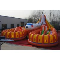 Buy cheap New design trampoline inflatable with warranty 24months from GREAT TOYS LTD from wholesalers