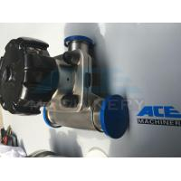 Quality Stainless Steel Manual Type Clamped Hygienic Diaphragm Valve (ACE-GMF-B1) for sale