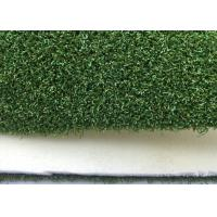 Buy 10mm Natural Golf Artificial Turf Green Curled Yarn Golf Synthetic Grass at wholesale prices