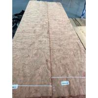 Buy cheap Sliced Natural Bubinga Pommele Wood Veneer Sheet from wholesalers