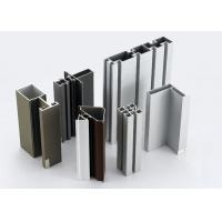 Quality Customized Machined Extrusion Profiles Aluminium Door and Window Frame OEM Service for sale