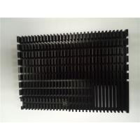Quality Custom Extrusion Aluminum Heat Sinks / Cold Forging Pin Fin Cob 0.2 Mm Thin for sale