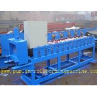 Quality Roof Ceiling Roll Forming Machine , Omega Channel Roll Forming Machine For Furring Channel for sale