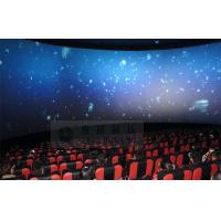 Quality Electric 4D movie theater Motion chair 7.1 audio system special effect system for sale