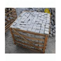 Buy G623 Mid Grey Granite Paving Environmental Protection ODM Service at wholesale prices